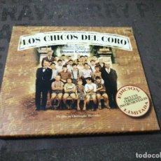 CD de Música: LOS CHICOS DEL CORO, BRUNO COULAIS, EDICIÓN LIMITADA , INCLUYE VERSIONES INSTRUMENTALES. Lote 275612863
