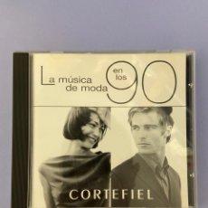 CDs de Música: LA MÚSICA DE MODA DE LOS 90. CD PROMOCIONAL DE CORTEFIEL.. Lote 275620398