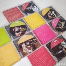 CDs de Musique: LOTE DE 6 CD´S DE MÚSICA, DE LA COLECCIÓN TAKE YOUR PARTNERS, PLEASE, EN SUS CARÁTULAS ORIGINALES. Lote 275713953