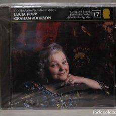 CDs de Música: CD. LUCIA POPP. JOHNSON. PRECINTADO. Lote 275769068