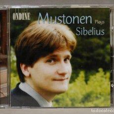 CDs de Música: CD. MUSTONEN PLAYS SIBELIUS. Lote 275776918
