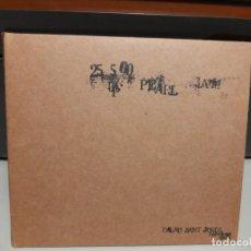 CDs de Música: DOBLE CD : PEARL JAM (LIVE PALAU SANT JORDI, BARCELONA SPAM ). Lote 275788873