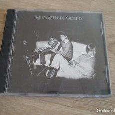 CD de Música: CD. THE VELVET UNDERGROUND. BUENA CONSERVACION. Lote 275843233