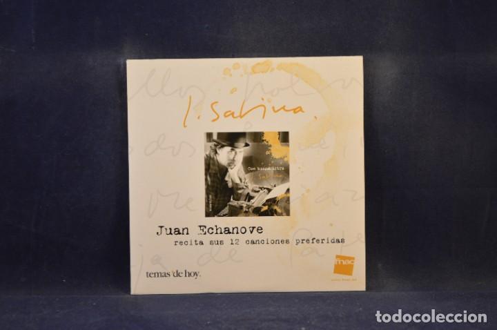 J. SABINA - JUAN ECHANOVE RECITA SUS 12 CANCIONES PREFERIDAS - CD (Música - CD's Otros Estilos)