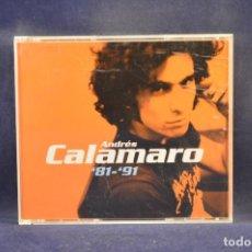 CDs de Música: ANDRÉS CALAMARO - '81-'91 - 3 CD + DVD. Lote 275863033