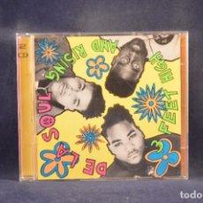 CD di Musica: DE LA SOUL - 3 FEET HIGH AND RISING - 2 CD. Lote 275865958