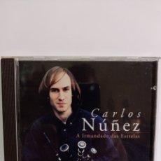 """CDs de Música: CD DE CARLOS NUÑEZ / """" LA HERMANDAD DE LAS ESTRELLAS / EDITADO POR ARIOLA - 1996.. Lote 275884623"""