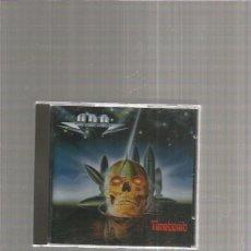 CDs de Música: U.D.O. TIMEBOMB. Lote 275939978