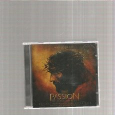 CDs de Música: LA PASION DE CRISTO MEL GIBSON BSO. Lote 275941438