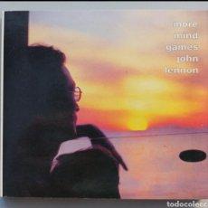 CDs de Música: JOHN LENNON - MORE MIND GAMES - CD. Lote 276017803