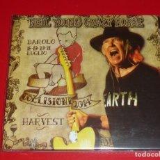 CDs de Musique: NEIL YOUNG COLLISIONI HARVEST DOBLE CD. Lote 276034463