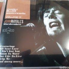 CD de Música: JOHN MAYALL. Lote 276034718