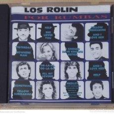 CDs de Música: LOS ROLIN (POR RUMBAS) CD 1991 - MEDLEY THE BEATLES. Lote 289767833
