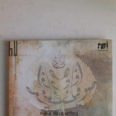 CDs de Música: THE SUFIS OF AWADH. A LEAF TURNS YELLOW. DISC I. CON ABIDA PARVEEN.. Lote 276148303