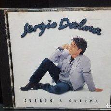 CDs de Música: SERGIO DALMA CUERPO A CUERPO CD ALBUM MERCURY 1995 CONTIENE 12 TEMAS PEPETO. Lote 276253773