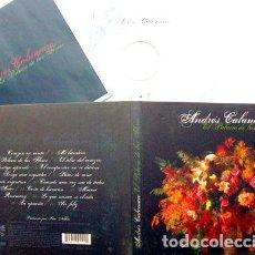 CDs de Música: ANDRES CALAMARO EL PALACIO DE LAS FLORES CD ORIG IMPEC. Lote 276338948