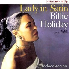 CDs de Música: BILLIE HOLIDAY LADY IN SATIN CD NUEVO BONUS TRACKS. Lote 276339513