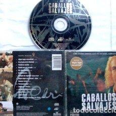 CDs de Música: CD CABALLOS SALVAJES BANDA SONORA ANDRES CALAMARO EX. Lote 276340573