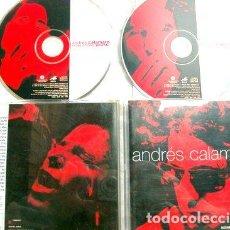 CDs de Música: ANDRES CALAMARO HONESTIDAD BRUTAL CD DOBLE 1 ED 1999. Lote 276345778