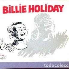 CDs de Música: BILLIE-HOLIDAY-CD-DOBLE-IMPORTADO-. Lote 276349068
