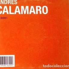 CDs de Música: -CD SIMPLE CALAMARO ANDRES POP ART. Lote 276351448