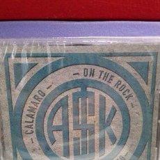 CDs de Música: -CD ANDRES CALAMARO V ON THE ROCK. Lote 276352228
