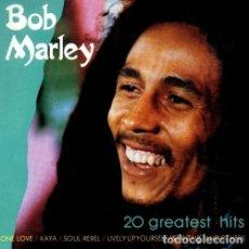 CDs de Música: C316 - BOB MARLEY. 20 GREATEST HITS. RECOPILATORIO. CD.. Lote 276436318