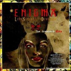 CDs de Música: C318 - ENIGMA. THE GREATEST HITS. LOVE SENSUALITY DEVOTION. RECOPILATORIO. CD.. Lote 276469613