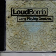 CDs de Música: LOUDBOMB – LONG PLAYING GROOVES. Lote 253604330