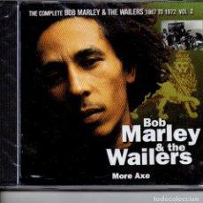 CDs de Música: BOB MARLEY & THE WAILERS MORE AXE. Lote 252942450