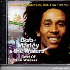 CDs de Música: BOB MARLEY & THE WAILERS BEST OF THE WAILERS. Lote 252943485