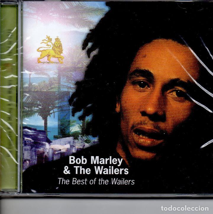 BOB MARLEY & THE WAILERS BEST OF THE WAILERS 1967 TO 1972 (Música - CD's Reggae)