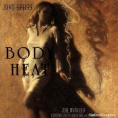 CDs de Música: BODY HEAT / JOHN BARRY CD BSO - VARESE. Lote 295880258