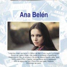 CDs de Música: ANA BELÉN CD PLANETA-AGOSTINI 1993. Lote 276594683