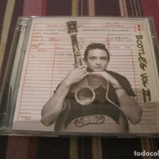 CDs de Música: CD JOHNNY CASH BOOTLEG VOL.II FROM MEMPHIS TO HOLLYWOOD SUN & COLUMBIA TAPES 2 CD´S + LIBRETO. Lote 276610798