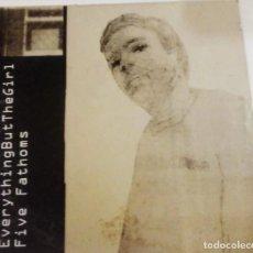 CDs de Música: CD-MAXI EBTG : FIVE FATHOMS ,3 TEMAS , EU 1999,(VG+_VG+). Lote 276668503