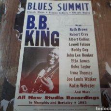 CDs de Música: B.B. KING BLUES SUMMIT. Lote 276694638
