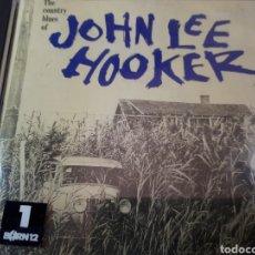 CDs de Música: JOHN LEE HOOKER THE COUNTRY BLUES OF. Lote 276694873