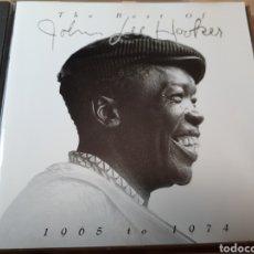CDs de Música: JOHN LEE HOOKER THE BEST OF. Lote 276695078