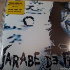 CDs de Música: JARABE DE PALO LA FLACA. Lote 276696148