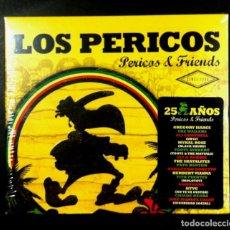 CDs de Música: LOS PERICOS - PERICOS & FRIENDS - CD 2010 - WARNER. Lote 276716623