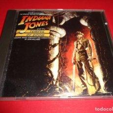 CDs de Música: INDIANA JONES AND THE TEMPLE OF DOOM / ORIGINAL SOUNDTRACK / JOHN WILLIAMS / CD. Lote 276727498