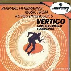 CDs de Música: VERTIGO / BERNARD HERRMANN CD BSO - MERCURY. Lote 276753628