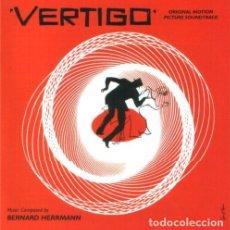 CDs de Música: VERTIGO / BERNARD HERRMANN CD BSO - VARESE. Lote 276753788