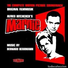 CDs de Música: MARNIE / BERNARD HERRMANN CD BSO - TSUNAMI. Lote 276754093