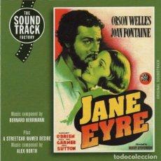 CDs de Música: JANE EYRE / BERNARD HERRMANN CD BSO. Lote 276754263