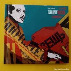 CDs de Música: COUNT BASIE - EL MOMENTO, 2007, DIGIBOOK, EL PAIS, ESTRELLAS DEL JAZZ-27 (NM_NM). Lote 276784498