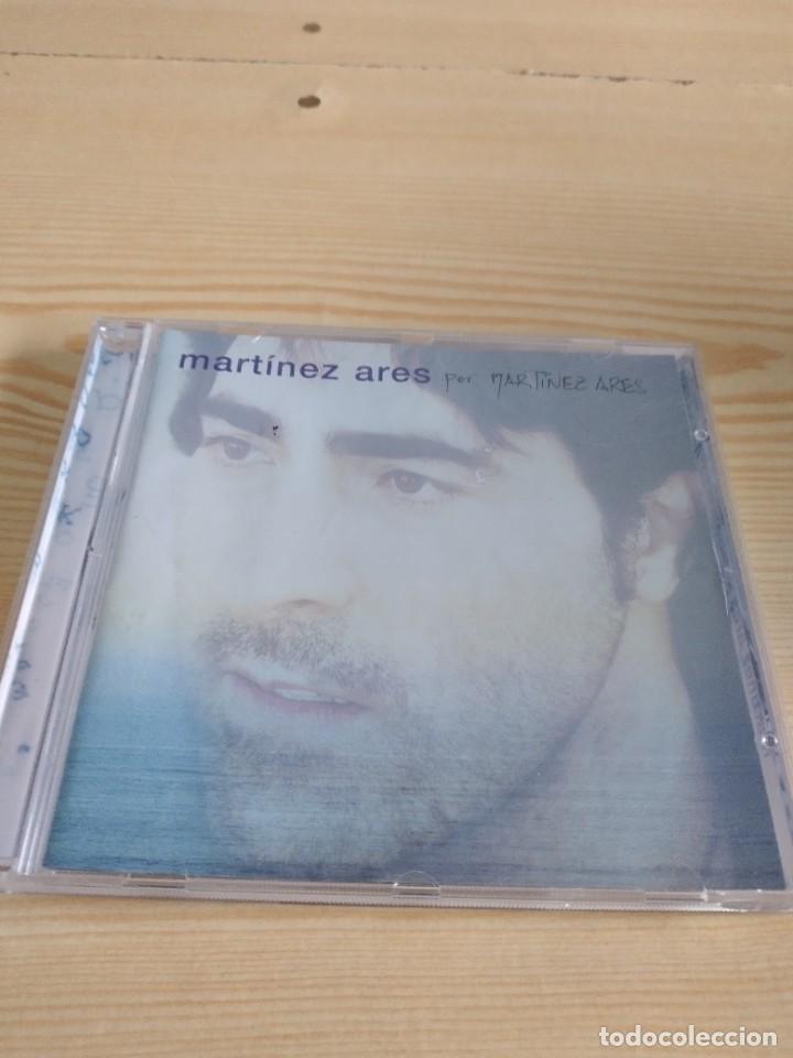 C-13 CD MUSICA POR ANTONIO MARTINEZ ARES (Música - CD's Otros Estilos)