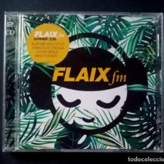 CDs de Música: VARIOS - FLAIX FM SUMMER 2016 - 2XCD 2016 - LADANS. Lote 276929898