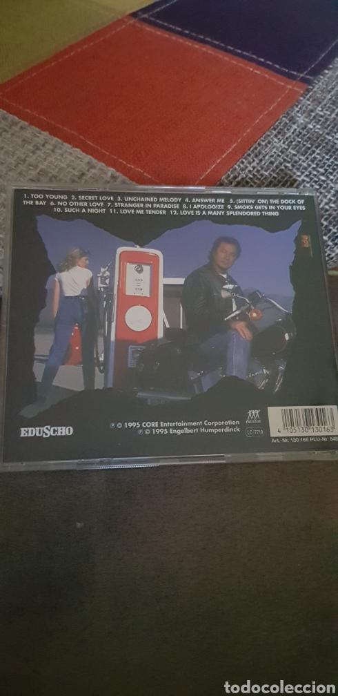 CDs de Música: CD ENGELBERT (LOVE UNCHAINED) - Foto 2 - 276962078